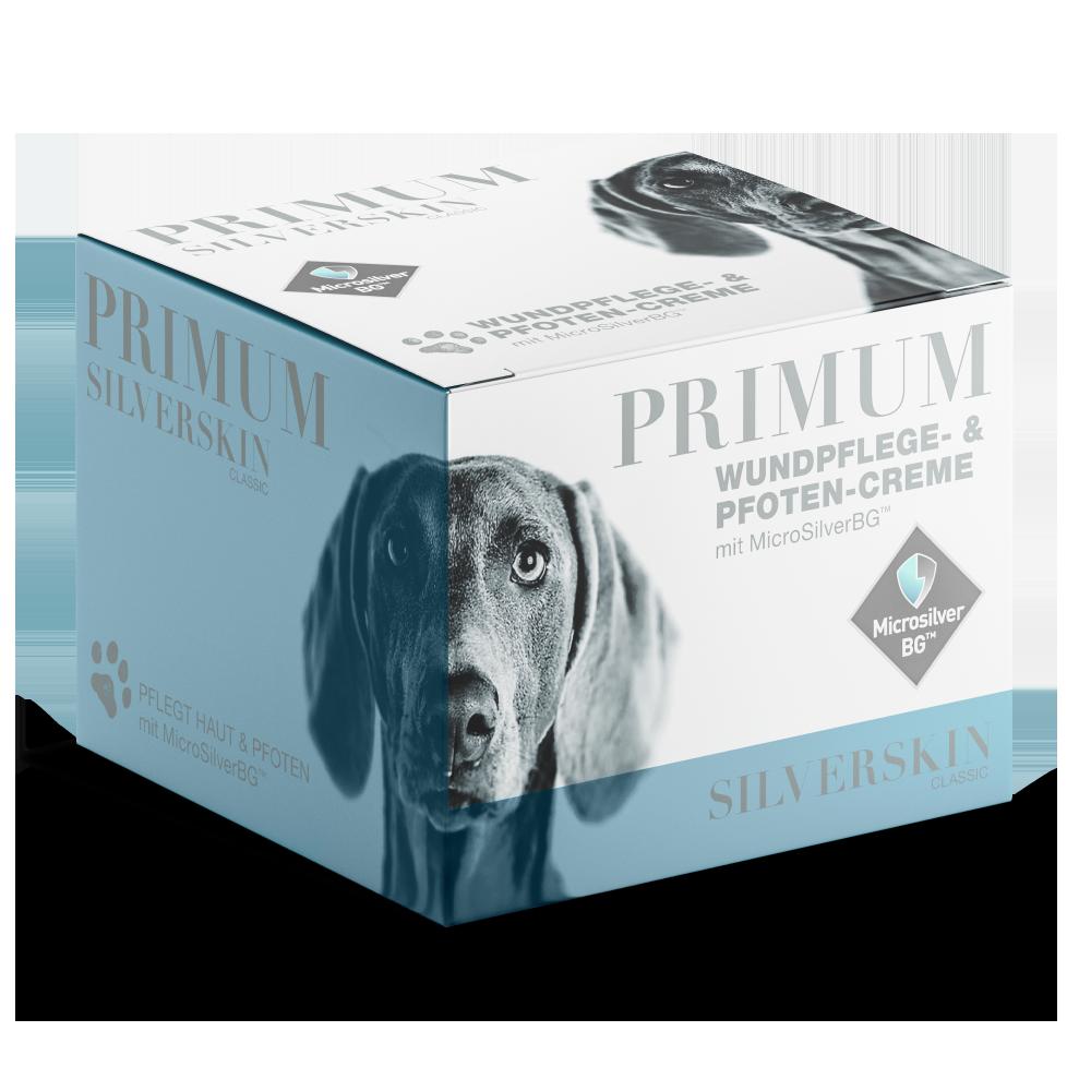 Primum SilverSkin Wundpflege und Pfoten-Creme